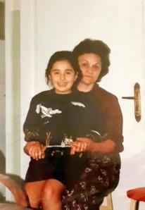 Ayten ve Fulsen 22 Aralık 1990, Eskişehir